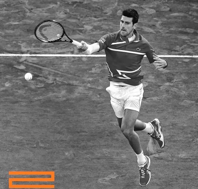 最强肉体大比拼:网球四人上榜,德约科维奇高居第二!