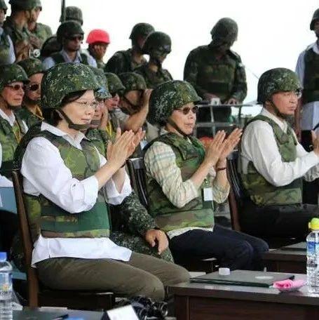 台湾省军队也学起了解放军?