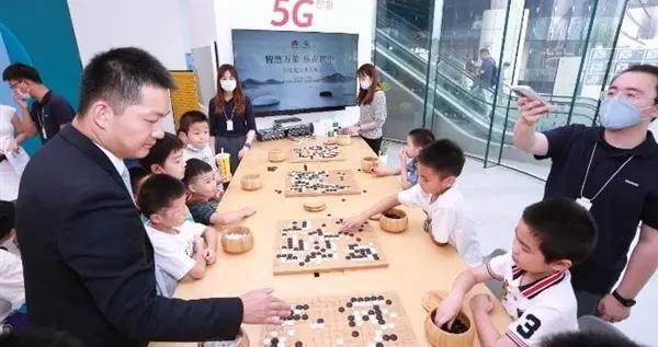 2021中国围棋甲级联赛启动:华为赞助围甲走进第四年