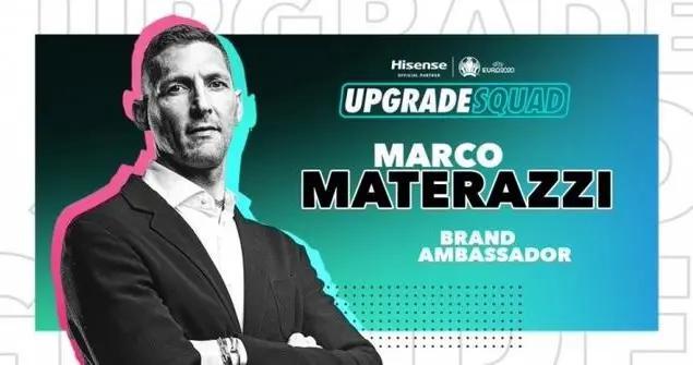曝海信签约马特拉齐 下一步有可能赞助国际米兰