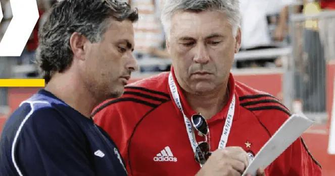安切洛蒂:凭啥不让皇萨文踢欧冠?球员又没错!愿当穆里尼奥助教