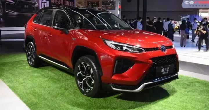 广汽丰田威兰达高性能版上市 推出三款车型 售价25.88万起