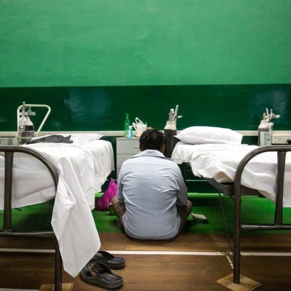 疫情之外印度又出现真菌感染人群