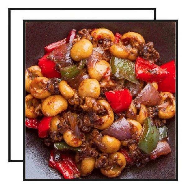 【明天吃】芝士酥皮虾、柠檬凤爪、辣烧八爪鱼、莴笋泡菜、闽南炣老蛏