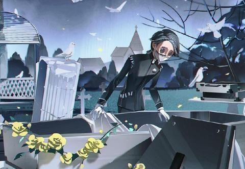 """第五人格:入殓师才是变态杀手,邮差维克多,将成为新""""猎物""""!"""