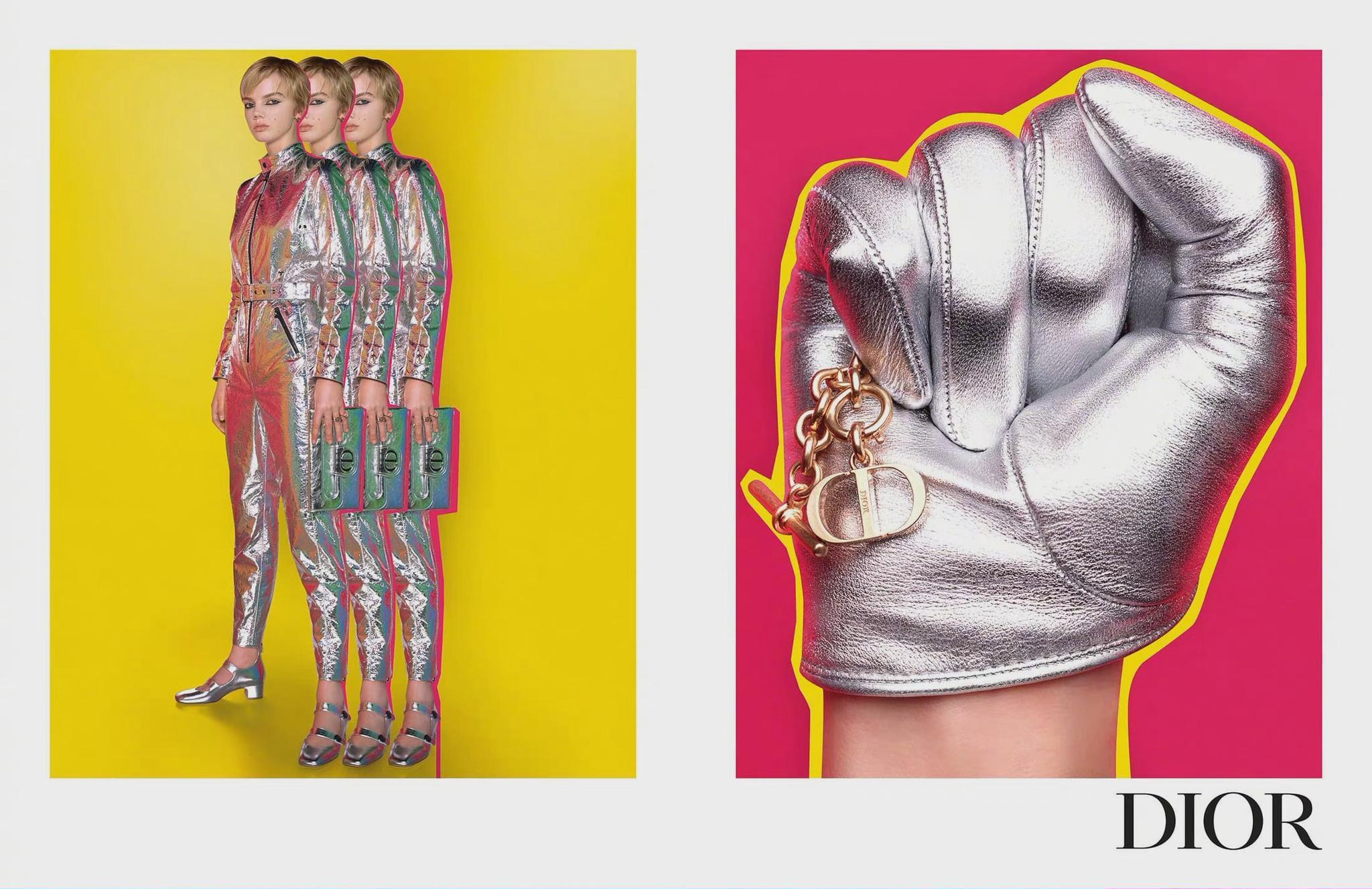 Dior Pre-Fall 2021 campaigns  秋季系列大片……