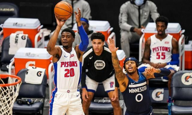 「NBA」赛事前瞻:底特律活塞VS明尼苏达森林狼,森林狼激流勇进