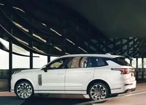 领克09曝光,起步2.0T中大型SUV,外观细节不负领克旗舰SUV之名