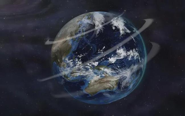 地球自转速度变快,一天或要删减1秒,科学家怀疑与冰川融化有关