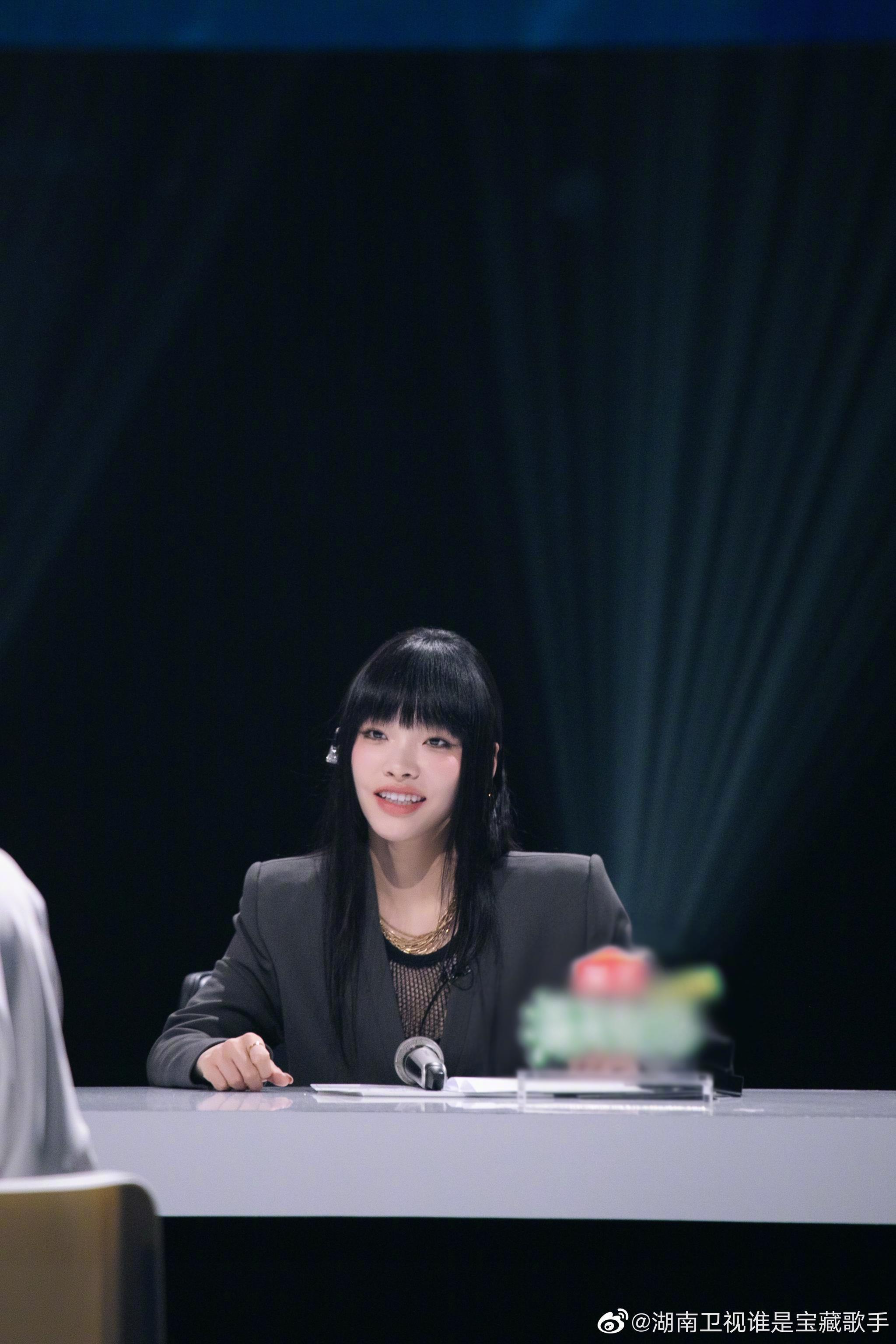 湖南卫视 宝藏推荐人@刘柏辛Lexie 美图速递!