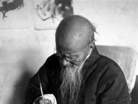 上海齐白石书画院院长-汤发周分享:启功谈齐白石石怎么刻章的?