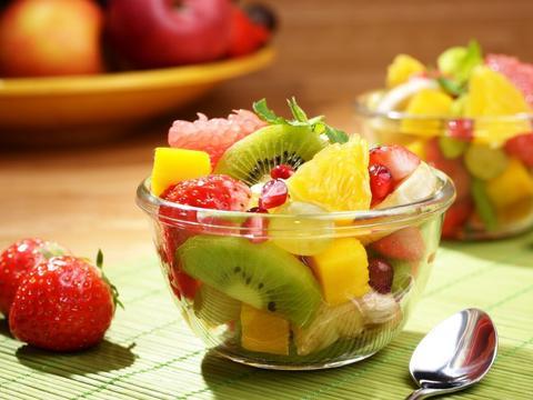 立夏后,4样水果多给孩子吃,口感清脆,多汁又美味