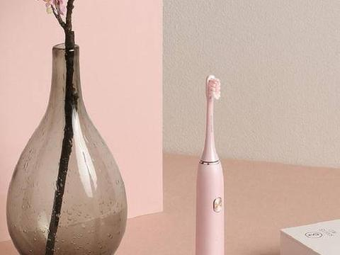 618必买五款高颜值、好性能电动牙刷,成为最时尚仔