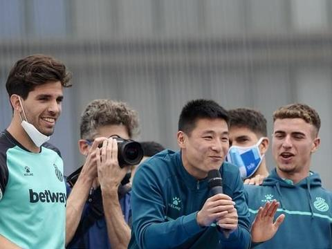 上海媒体点评武磊:回归国足,并不是为了帮阿兰、艾克森打替补