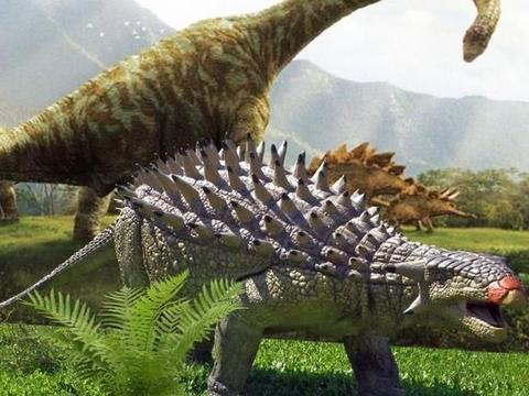 """恐龙中的""""虎式坦克"""":迅猛龙咬一口能崩掉牙,甲龙有多强悍?"""
