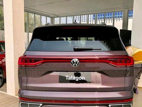 一汽大众发力,揽境能否拿下7座SUV市场?