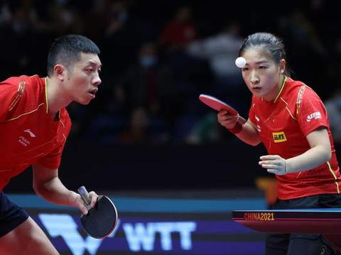 许昕刘诗雯奥运面临3大劲敌,刘国梁已批评他们的表现