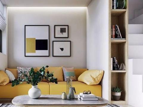 墙内做收纳,现代壁龛设计
