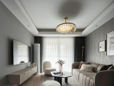 秦皇岛精装房改造后的样子超有格调,优雅沉稳且充满高级质感