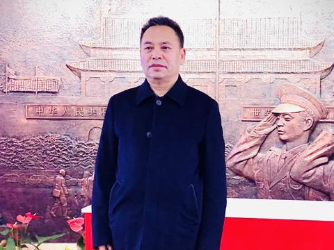 百年荣光·大师巨作——著名书画家安奇帮