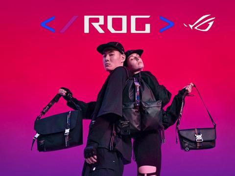 ROG玩家国度 品牌进化!首次发布ROG Slash电竞潮品系列