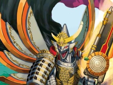 假面骑士:平成骑士最终形态龙化,造型炫酷,神似游戏王的怪兽