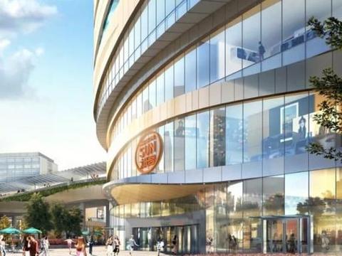 又一大型商场落户上海,拥有史上最大采光天幕穹顶,预计今年开业
