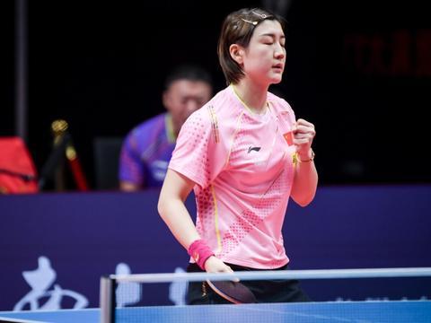 刘诗雯、陈梦、孙颖莎3人打奥运团体,是不是滑铁卢?