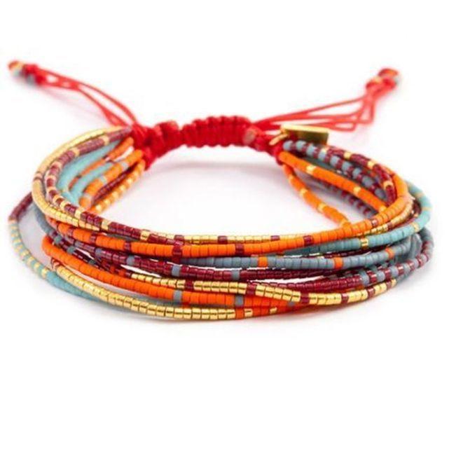 心理测试:4个手链哪个漂亮,你会戴哪个?测你是哪种气质女神?