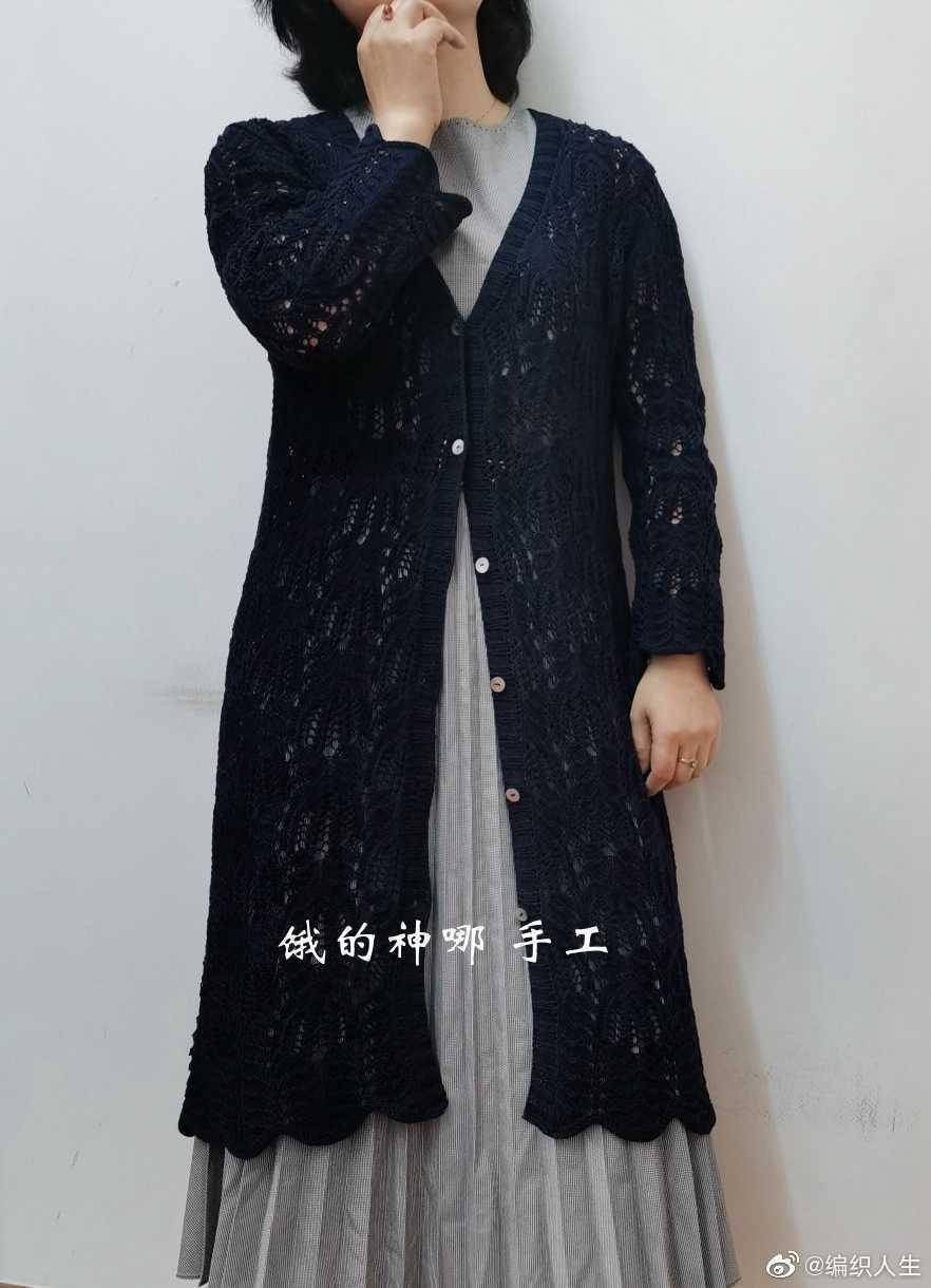 每个织女心中都有一件属于自己的棕榈花毛衣