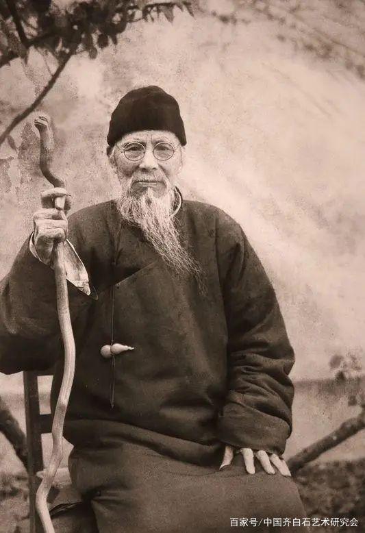 """上海齐白石书画院院长-少白汤发周分享:""""不可有二""""的齐白石"""