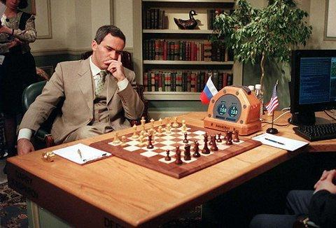盘点国际象棋文化趣闻