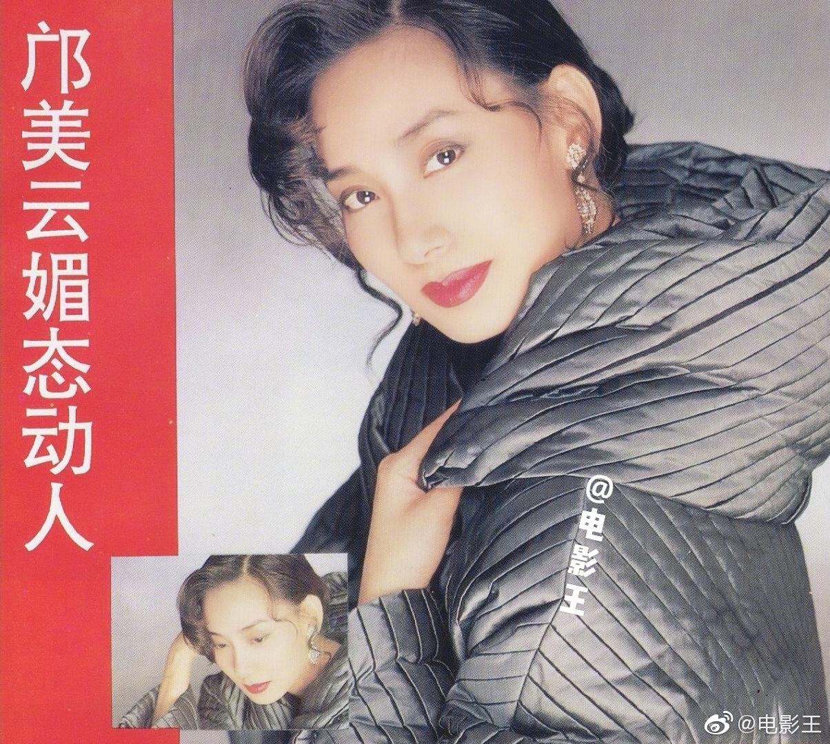 1982年的港姐亚军邝美云还有人记得吗……