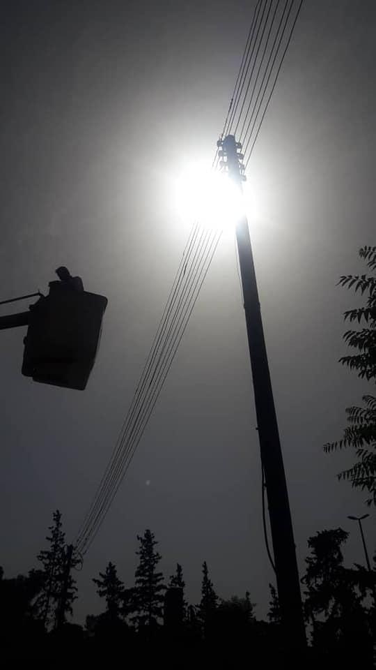 叙利亚重建:大城市阿勒颇建太阳能板,修缮道路,清洁路面