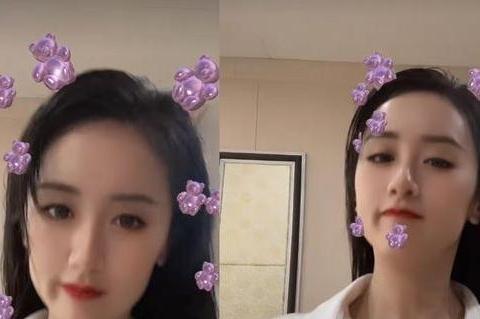 袁冰妍自拍玩不停,网友,又是一个不上镜的