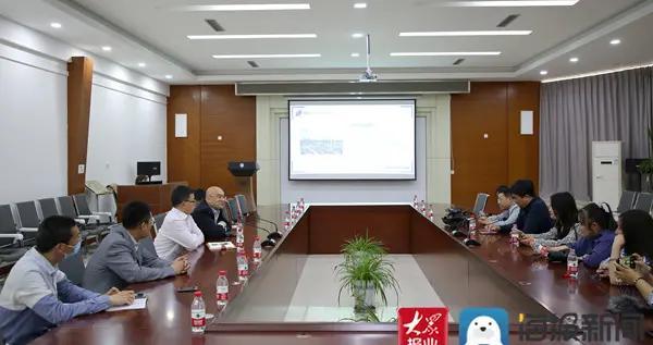 黄海科学技术研究院暨产业园助力当地化工产业结构转型升级
