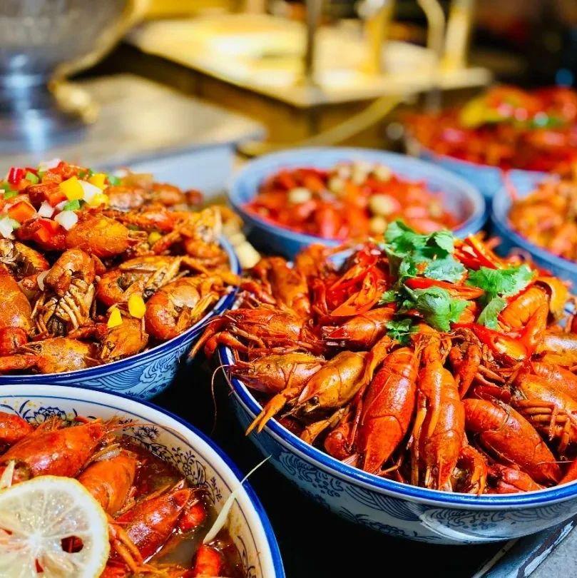冰镇+8种秘制风味轮番畅享!甜虾、哈根达斯全都不限量,超赞!