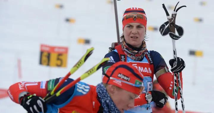 俄现代冬季两项运动员伊琳娜·斯塔里赫退役