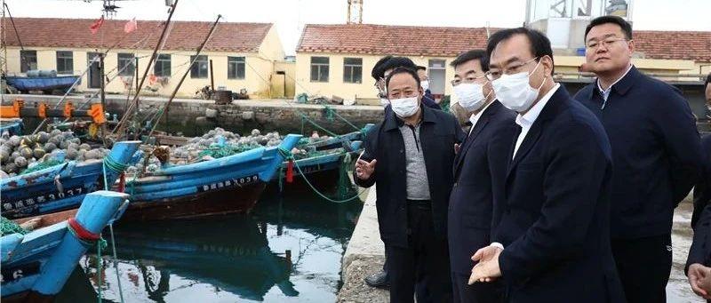张海波到经区调研督导海洋生态环境保护工作时强调:推动责任落实落细 确保问题按期整改清零