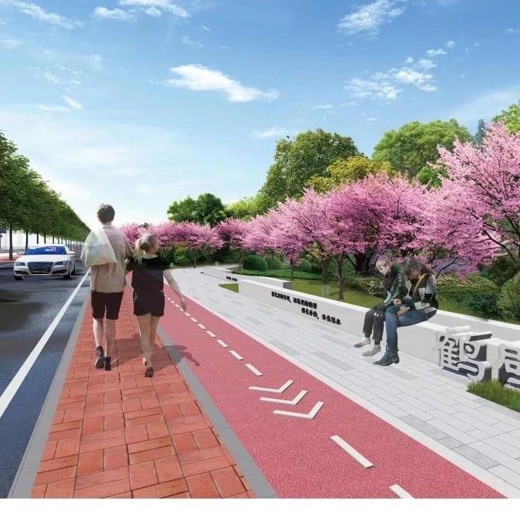 鹤壁将打造樱花景观街区!快看看在哪儿