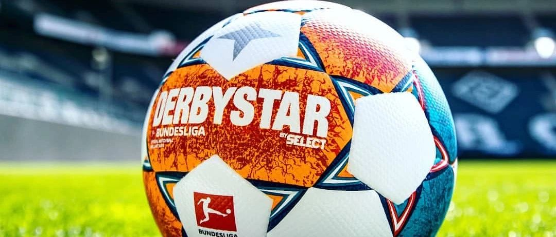 Derbystar发布2021-2022赛季德甲比赛球