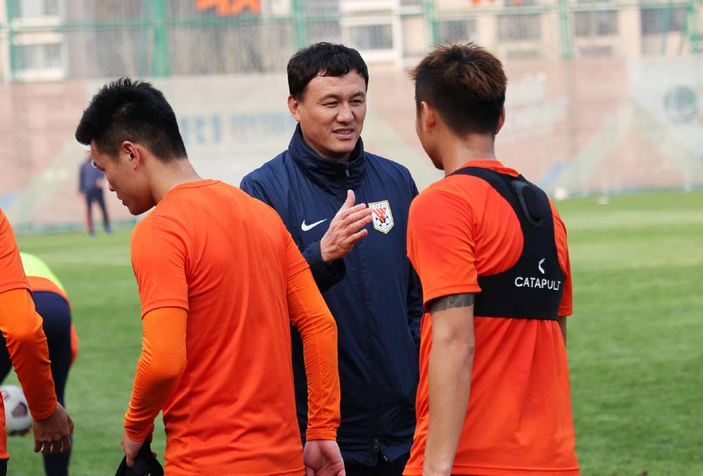 泰山vs深足 当心郜林翻跟头?