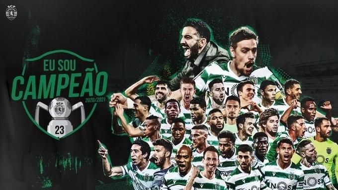 葡萄牙体育时隔19年再度夺得葡超冠军
