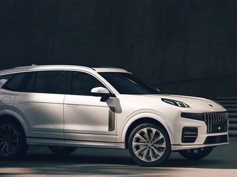 动力、平台看齐沃尔沃XC90,领克09挺进中大型SUV市场