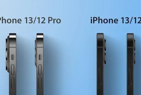 iPhone13开始量产,机身变厚,更大的相机模组很惹眼!