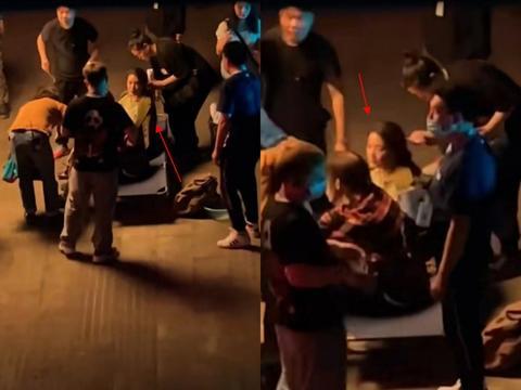 舒淇和小13岁鲜肉井柏然拍感情戏,男方首次挑战秃顶造型被夸敬业