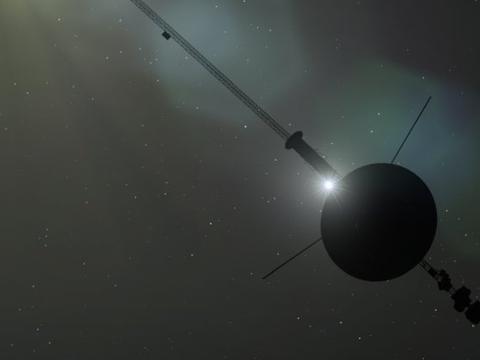 225亿公里外,旅行者1号遭遇狂轰滥炸,太阳系外的世界果然很糟糕