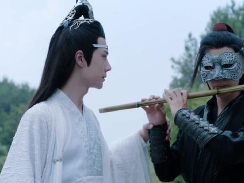 陈情令:魏婴从云深不知处醒来,蓝忘机为何一直不敢看他?