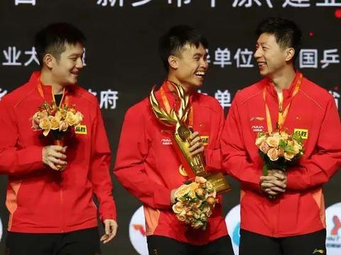 马龙许昕刘诗雯三位老将模拟赛输球,是否奥运资格不保?