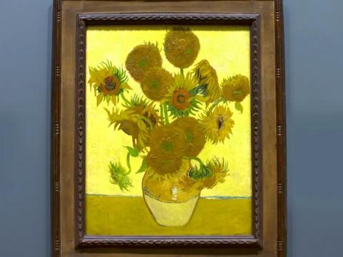 梵高最得意的向日葵,背后隐藏着怎样的黑暗?